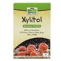 Now Foods Xylitol Packets Box of 75