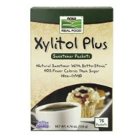 Now Foods Xylitol Plus Packets 75 / Box
