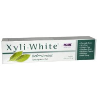 Now Foods XyliWhite Refreshmint 6.4 Oz