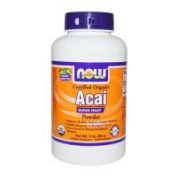 Now Foods Acai Powder Organic 3 Oz