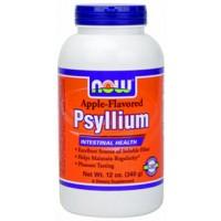 Now Foods Apple Psyllium 12 oz