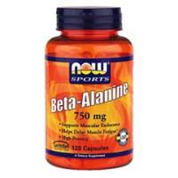 Now Foods Beta-Alanine 120 Caps