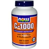 Now Foods C-1000 w/Bioflavanoids 250 Caps