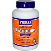 Now Foods L-Arginine 1000mg 120 Tabs