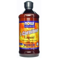 Now Foods Liquid L-Carnitine Citrus Flavored 16 oz