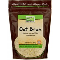 Now Foods Oat Bran 14oz