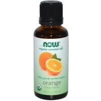 Now Foods Orange Oil 1 Fl Oz