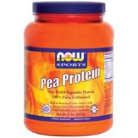 Now Foods Pea Protein Powder Unflavored 2 Lbs