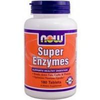 Now Foods Super Enzymes 90 Tabs