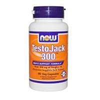 Now Foods TestoJack 300 60 Vege Caps