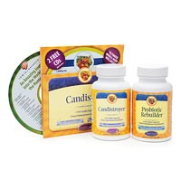 Nature's Secret Candistroy 2 Part Program