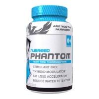 Nubreed Nutrition Phantom 90 Caps