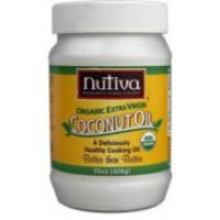 Nutiva Organic Extra Virgin Coconut Oil 54oz