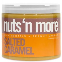 Nuts 'N More Salted Caramel Peanut Butter 16 Oz