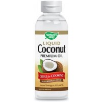 Nature's Way Liquid Coconut Oil 20 Oz