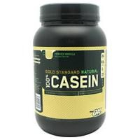 Optimum Nutrition 100% Natural Casein 4 Lbs