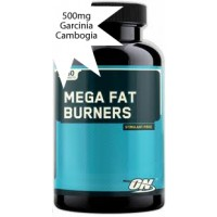 Optimum Mega Fat Burner 60ct (500mg Garcinia Cambogia - 50% HCA)