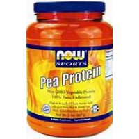 Now Foods Pea Protein Vanilla Toffee 2 Lbs