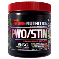 Prime Nutrition PWO/STIM 30 Servings