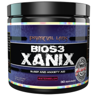 Primeval Labs BIOS3 Xanix 30 Servings