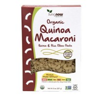Quinoa Macaroni, Organic - 8 oz.