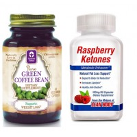 Burn the Fat Stack (Raspberry Ketones & Green Coffee Bean Extract)