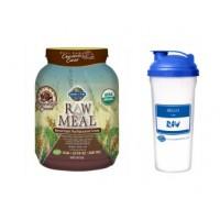 Buy Garden of Life Raw Meal, Get a Free Blender Bottle