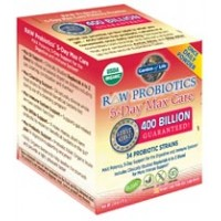 Garden of Life Raw Probiotics 5-Day Max Care