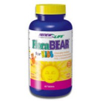 Renew Life Flora Bear 60 Tablets