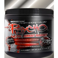 Scivation Psycho Ragin Punch 20 Servings