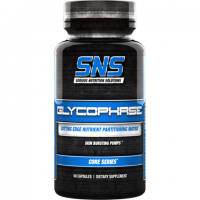 Serious Nutrition Solutions Glycophase 60 Caps