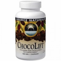 Source Naturals ChocoLift 500mg 60 Caps