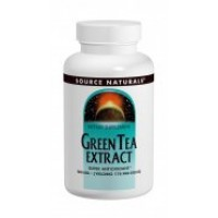 Source Naturals Green Tea Extract (EGCE) 500mg 120 Tabs