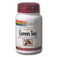 Solaray Green Tea Extract 250mg 30 Caps