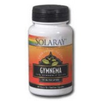 Solaray Gymnema Leaf Extract 385mg 60 Caps
