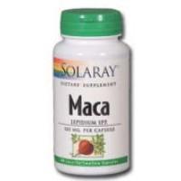 Solaray Maca 525mg 100 Caps