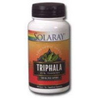 Triphala Extract - Dr. Oz Solaray Triphala Extract