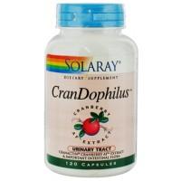 Solaray CranDophilus 120 Caps