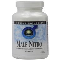Source Naturals Male Nitro 60 Tabs