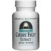 Source Naturals Cherry Fruit Extract 500mg 90 Tabs