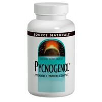 Source Naturals Pycnogenol 25mg 60 Tabs