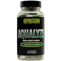 Species Nutrition Aqualyze 50 Caps