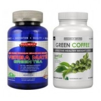 Svetol® Green Coffee Bean Extract & Yerba Mate Stack