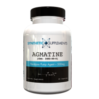 Synthetic Supplements Agmatine 500m