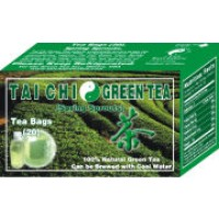 Tai Chi Green Tea Green Tea 20 Bags w/ Catechins