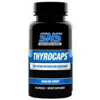Serious Nutrition Solutions Thyrocaps 90 Caps