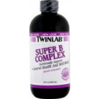 Twinlab Super B-Complex Regular Liquid 8 Oz