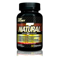 Top Secret Nutrition Natural T 90 Caps