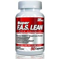 Top Secret Nutrition Super F.A.S. Lean 90 Caps