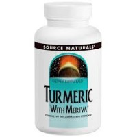 Source Naturals Turmeric w/Meriva 500mg 120 Caps